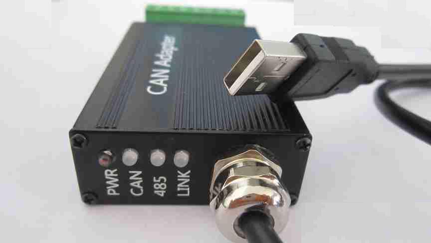 rs485转换器_工业级USB至RS485总线协议转换器 USB转RS485串口连接线_工业通讯_华 ...